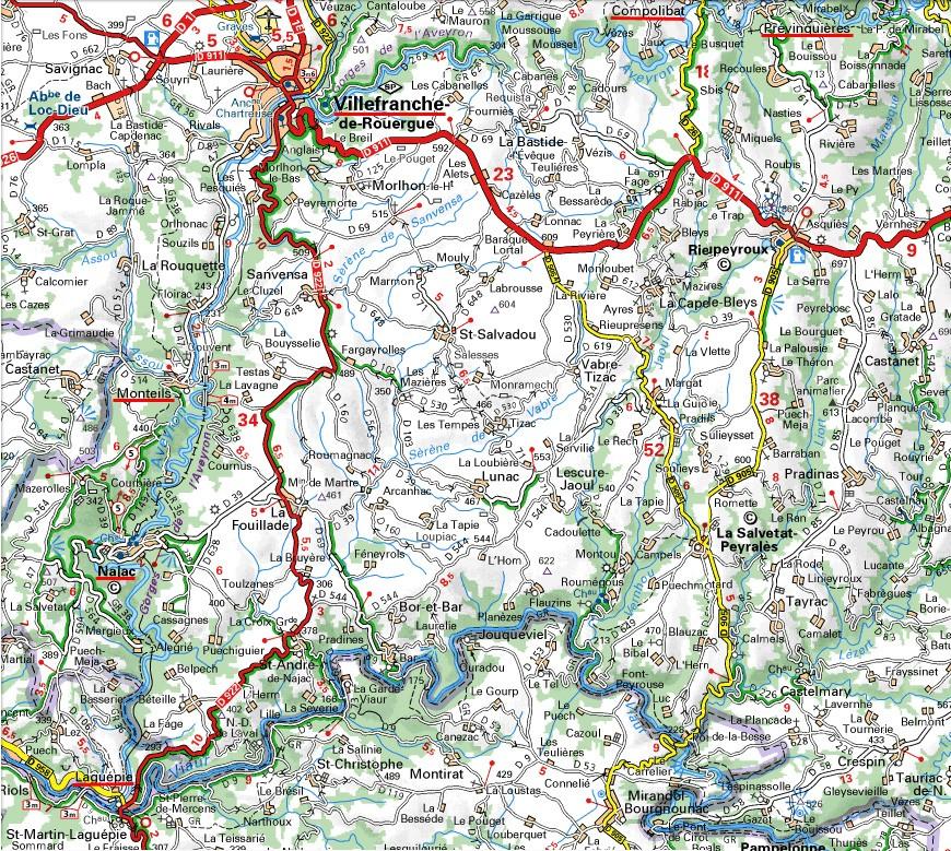 aveyron-riviere-carte