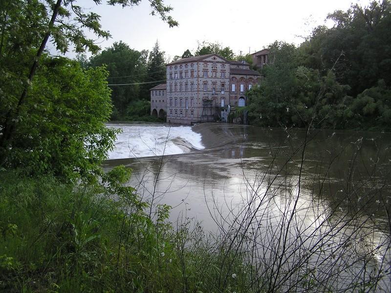 Barrage de Montans