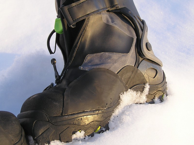 chaussures ski fond salomon